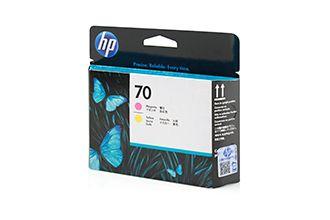 HP C9406A / 70 Printhead Magenta