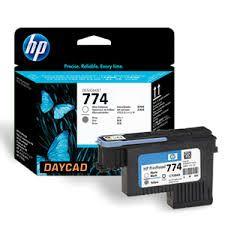 HP P2W00A PRINTHEAD 774 PH BLK/LGT GRAY Original