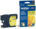 BROTHER LC1100Y INK DCP185C YELL ORIGINAL
