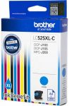 BROTHER LC525XLC INK 1.3K CYAN ORIGINAL