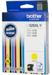 BROTHER LC525XLY INK 1.3K YELLOW ORIGINAL