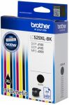 BROTHER LC529XLBK INK 2.4K BLACK ORIGINAL