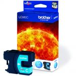 BROTHER LC980CBP INK DCP145C CYAN ORIGINAL