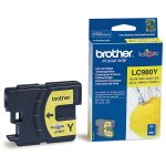 BROTHER LC980Y INK DCP145C YELL ORIGINAL