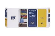 HP C4963A / Nr. 83 UV - Printhead Yellow & Printhead Cleaner