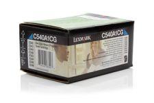 Original Lexmark 0C540A1CG Toner Cyan