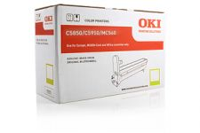 OKI 43870021 Image Unit Yellow