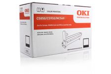 OKI 43870024 Image Unit Black