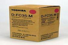 Toshiba 6LE20185100 / D-FC35M Developer Magenta
