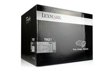 Lexmark 70C0Z10 / 700Z1 Imaging Kit Black