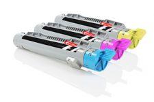 Compatibil cu Epson C13S050146 - C13S050148 Toner HOT-SET (CMY) 3 Buc
