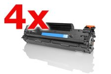 HP CB436A / 36A Toner HOT-SET (4 Buc)