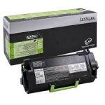 Lexmark 52D0XA0 Toner 520XA EHIGH 45K Original