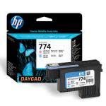 HP P2V98A PRINTHEAD 774 LGT MAG/LGT CYAN Original