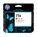 HP P2V99A PRINTHEAD 774 MAGENTA/YELLOW Original