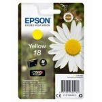 EPSON T18044012 INK 18 CLARIA YELLOW Original