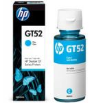 HP M0H54AE GT52 INK BOTTLE CYAN Original