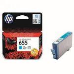 HP CZ110AE INK 655 Cyan