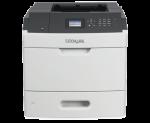 Imprimanta Laser de retea  Lexmark MS 810dn Refurbished / 40G0130