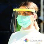 Mască Medicală unică folosință 3 pliuri 3 straturi BFE > 99%