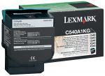 LEXMARK C540A1KG TONER C540 BLK RET 1K ORIGINAL