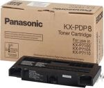PANASONIC KXPDP8 TONER BK P7100 4000PG ORIGINAL