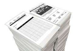 Abonament fix pentru imprimante cu tonere / cartuse laser sau cu cerneala